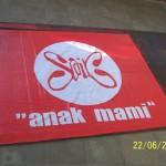 Sablon Bendera di Batam