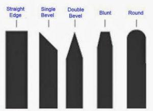 Jenis rakel sablon dan fungsinya