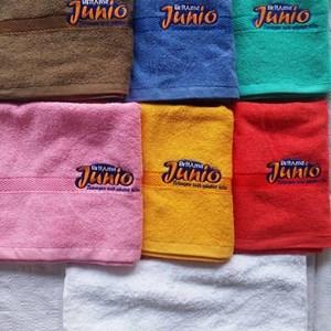 Jasa bordir handuk di batam
