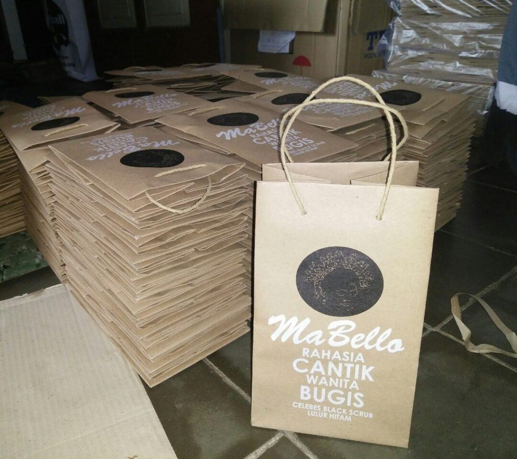 Jual paper bag batam