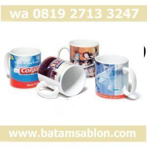Jual mug murah batam, jual mug custom batam wa 081927133247