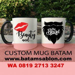 Mug Custom Batam,GRATIS DESAIN suka-suka WA 081927133247